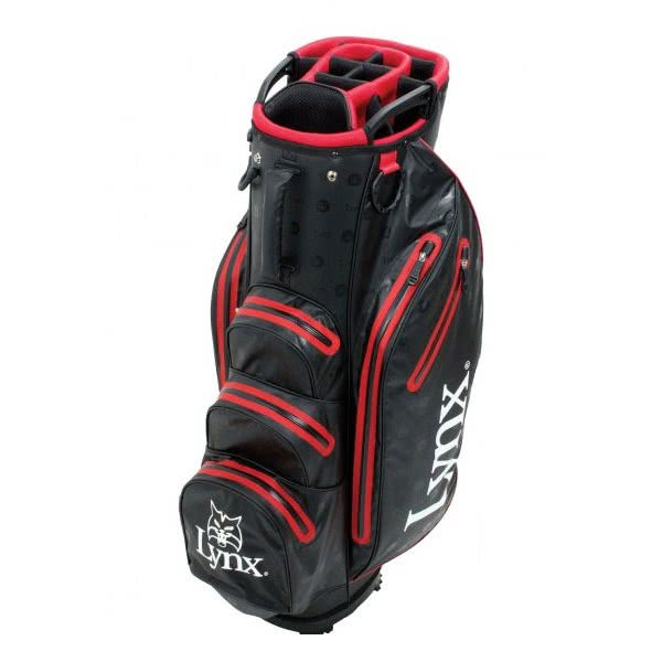 Lynx Golf Prowler Waterproof Cart Bag
