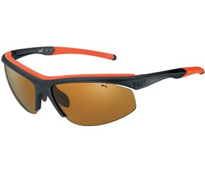 Puma Golf Mens Polarised Sport Sunglasses - PU14706P