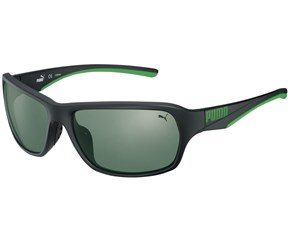 Puma Golf Mens Polarised Sport Sunglasses - PU14707P