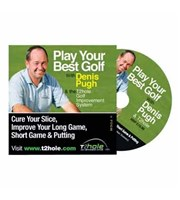 T2 hole Denis Pugh Golf Instruction DVD