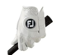 FootJoy Mens Pure Touch Golf Gloves 2015 (White)
