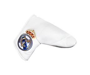 Real Madrid Blade Putter Headcover