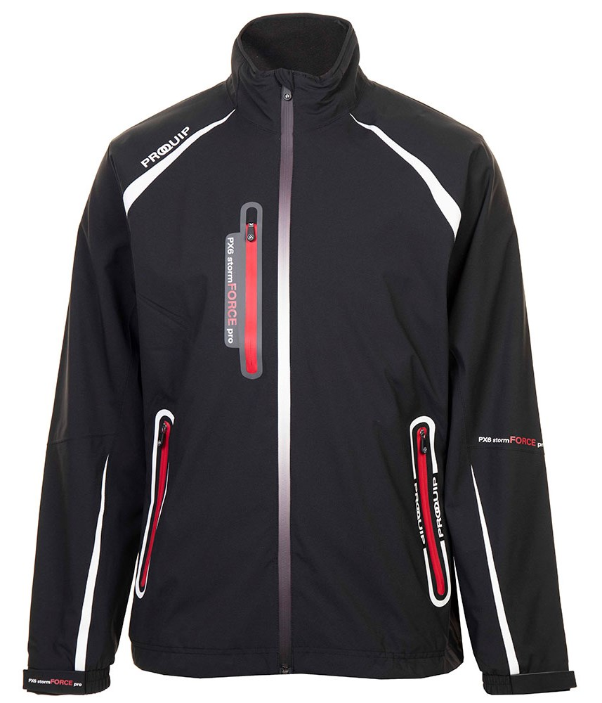 4a6ff71208d9 ProQuip Mens Stormforce PX6 Pro Waterproof Jacket. Double tap to zoom