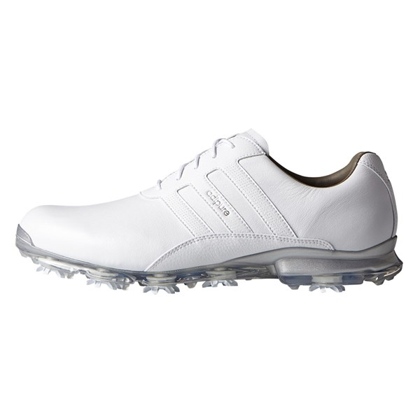 pretty nice 4c72d 0a891 adidas Mens Adipure Classic Golf Shoes. Double tap to zoom. 1 ...