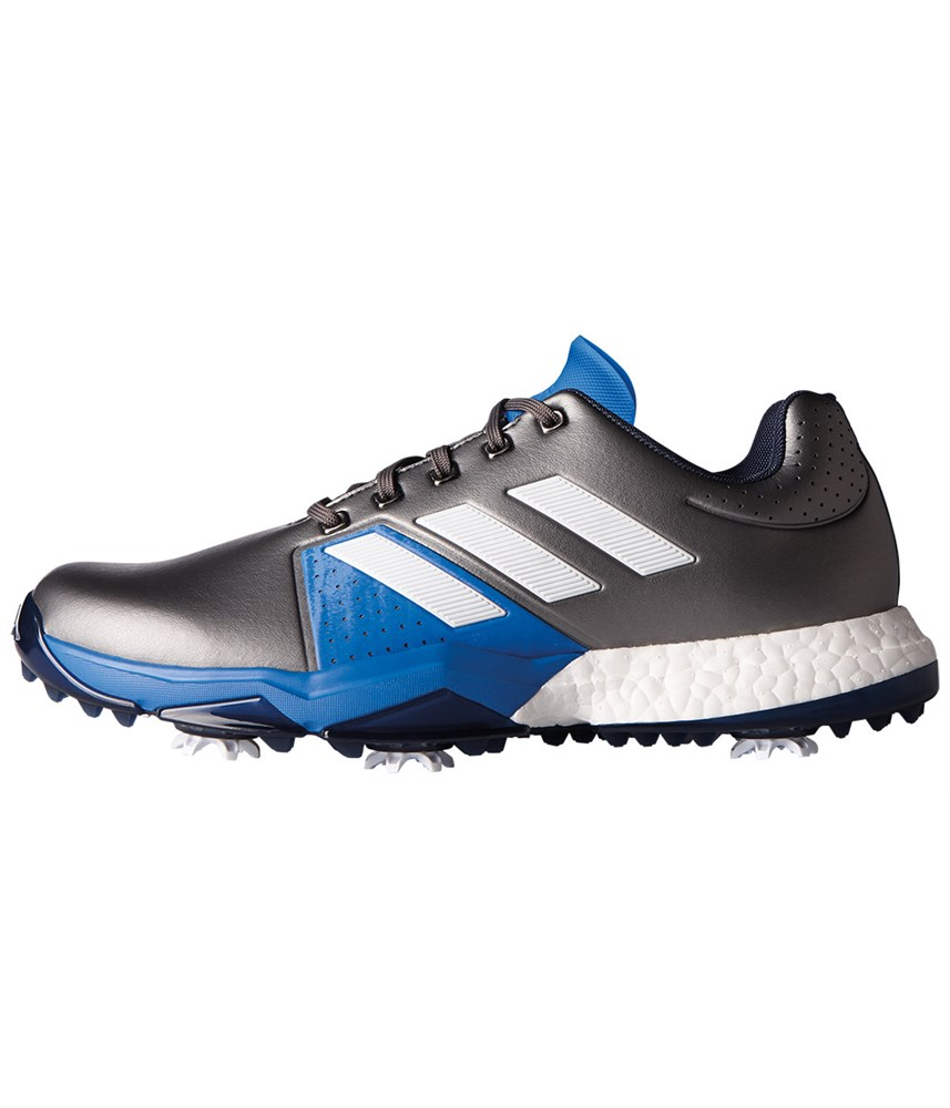 adidas Mens Adipower Boost 3 Golf Shoes. Double tap to zoom. 1  2 ... c13ee1949