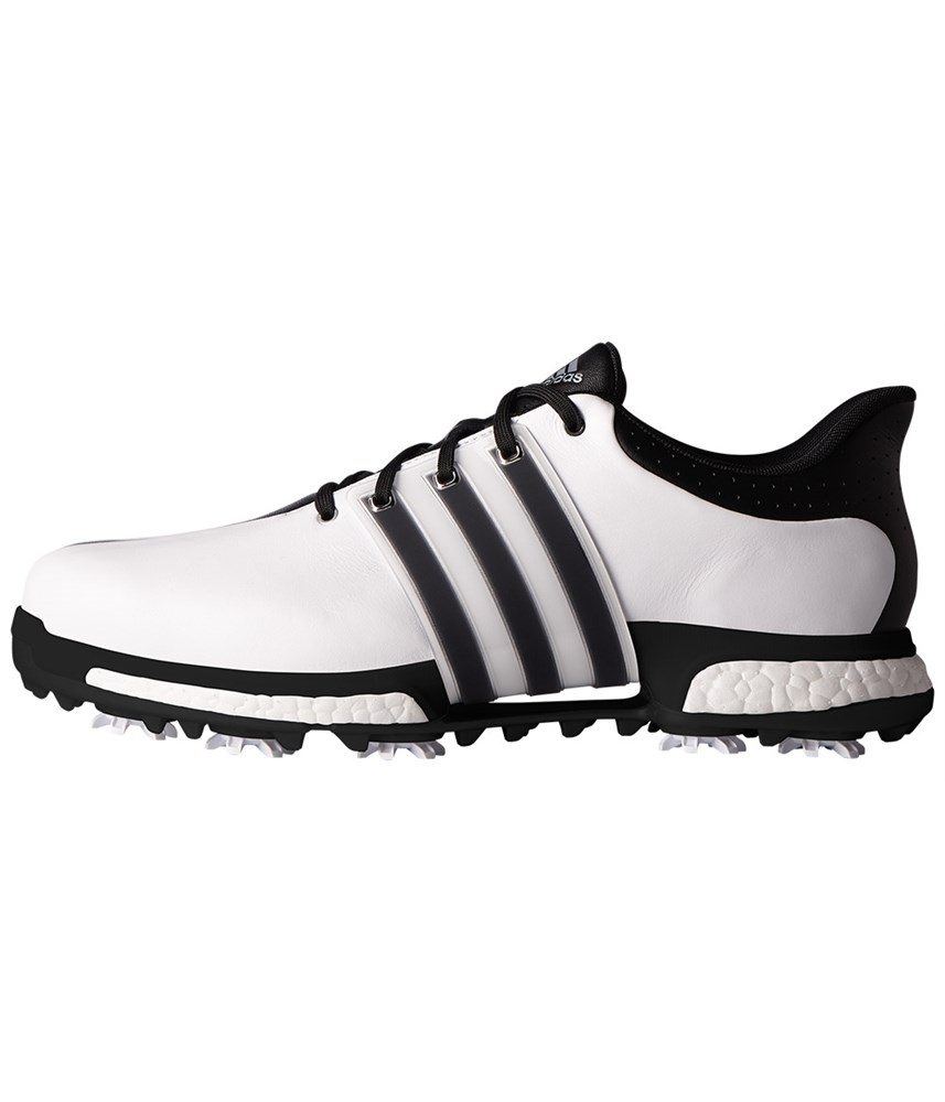 c85b9dfa95f7 adidas Mens Tour 360 Boost Golf Shoes. Double tap to zoom