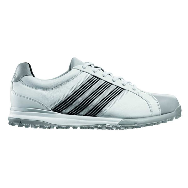 5fe7d4ac988 adidas Mens Adicross Tour Spikeless Golf Shoes (White Black). Double tap to  zoom. Sorry ...