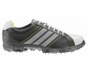 Adidas Mens Adicross Tour Golf Shoes  Black/White