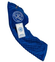 QPR City Cross Tri-Fold Towel