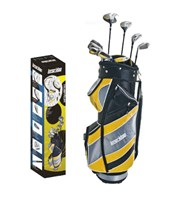 Longridge Quantum Golf Package Set  Graphite Shaft