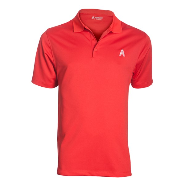 Royal And Awesome Mens Golf Polo Shirt