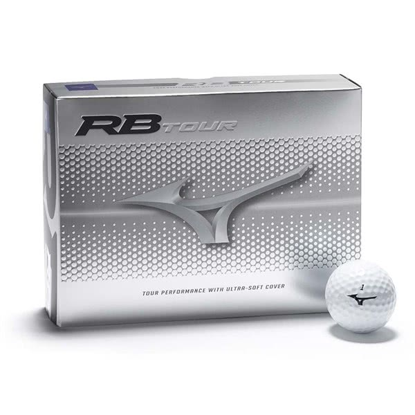 Mizuno RB Tour Golf Balls (12 Balls)