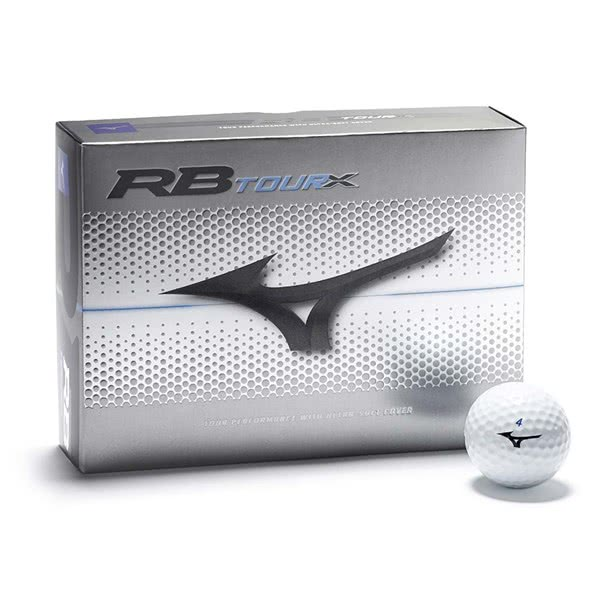 Mizuno RB Tour X Golf Balls (12 Balls)