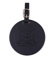 Belluno Bag Tags  Embossed Logo