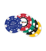 Poker Chips Ball Marker  40 mm