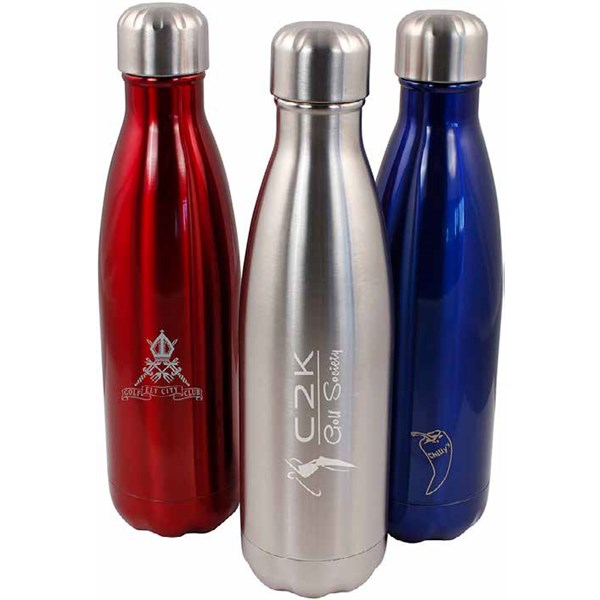 Laser Engraved Chilly Bottles