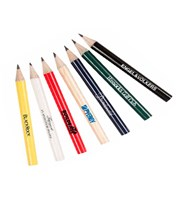 Round Personalised Pencils  144 Pack