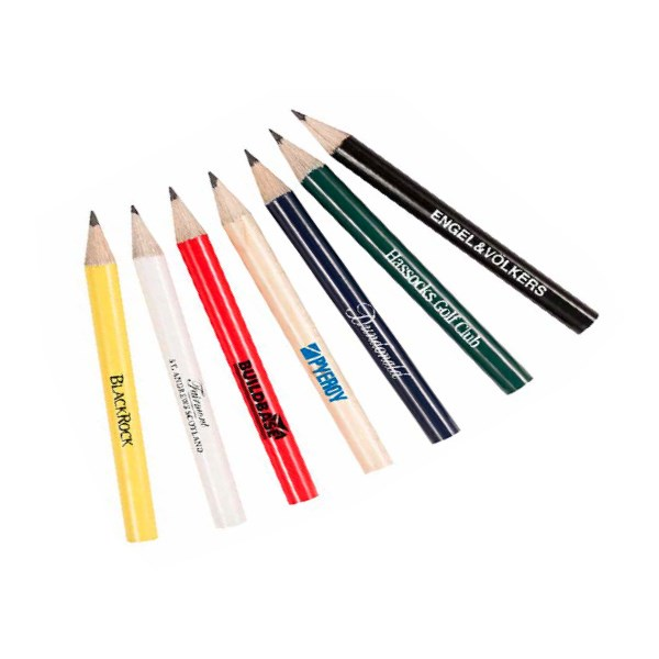 Round Personalised Pencils (144 Pack)