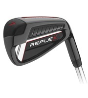 Wilson Reflex Premium Speed Pocket Irons  Steel Shaft