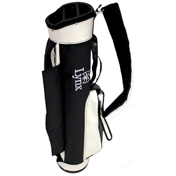 Lynx Golf Retro Carry Pencil Bag