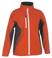 Galvin Green Boys Gore-Tex Richie Paclite Jacket (Orange/Grey)