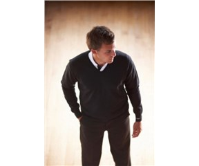 Stromberg Mens Riviera Cotton Jumper