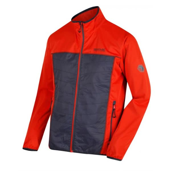 Regatta Mens Walson Hybrid Softshell Jacket