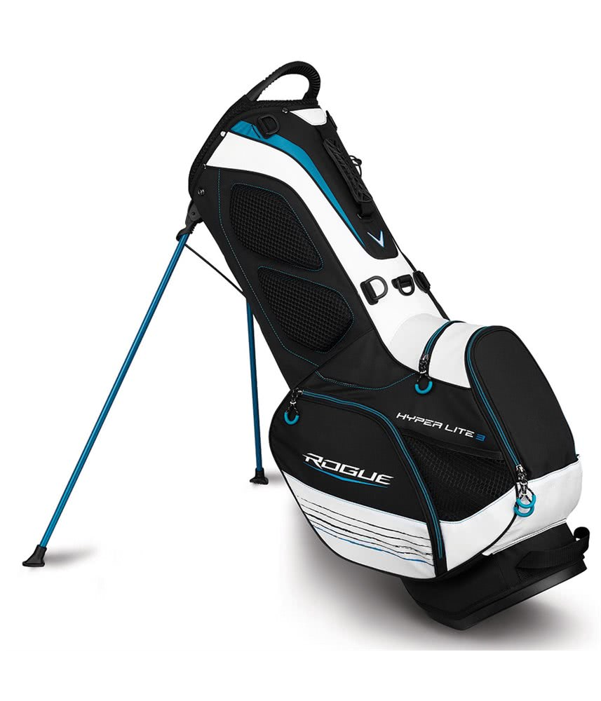Callaway Rogue Hyper Lite 3 Double Strap Stand Bag