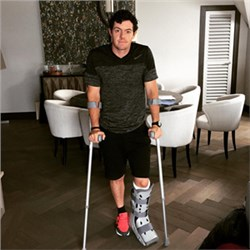 Friendly Game of Football Turns Disastrous for Rory McIlroy
