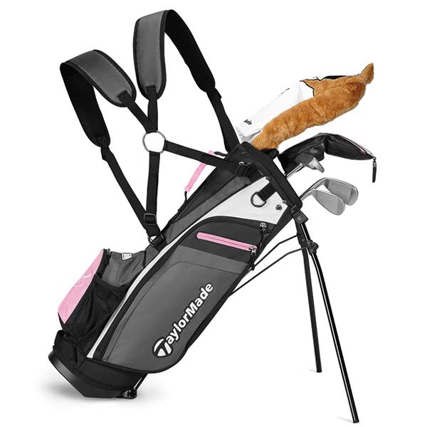 TaylorMade Rory Junior Golf Set For Girls (4 Plus Age)