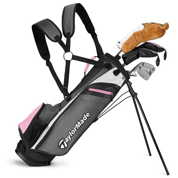 TaylorMade Rory Junior Golf Set For Girls (8 Plus Age)