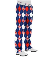Royal And Awesome Trew Brit Golf Trouser