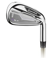 TaylorMade Ladies RSi 1 Irons 2015  Graphite Shaft