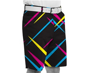 Royal And Awesome Par Tee Golf Shorts