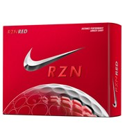Nike RZN Red Golf Balls  12 Balls