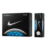 Nike RZN Tour Black Golf Balls  12 Balls