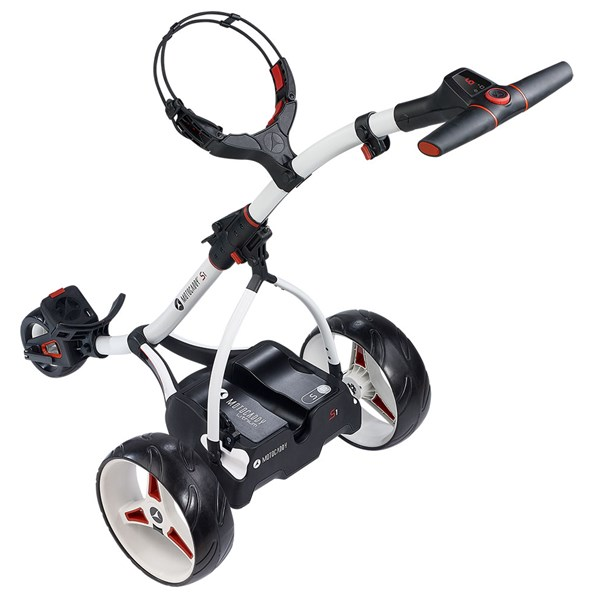 Motocaddy S1 Electric Trolley with Lithium Battery | GolfOnline