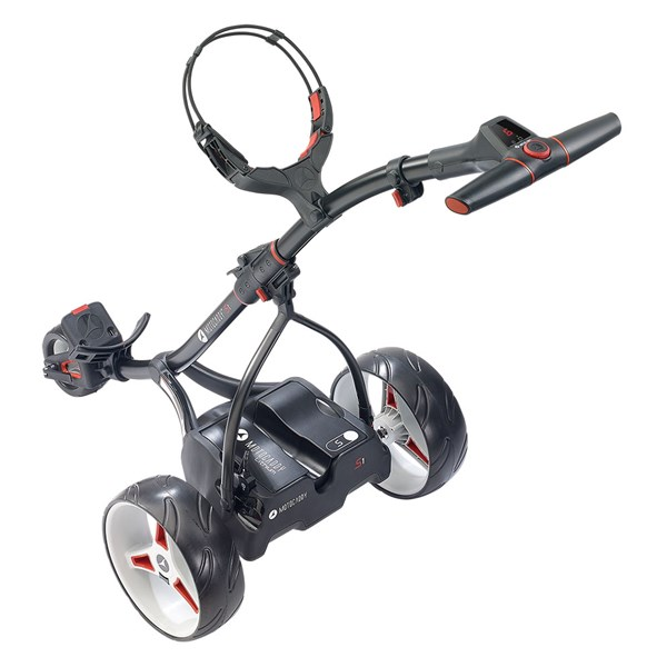 Motocaddy S1 Electric Trolley with Lead Acid Battery 2018
