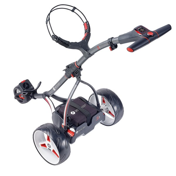 Motocaddy S1 Electric Trolley with Lead Acid Battery 2019