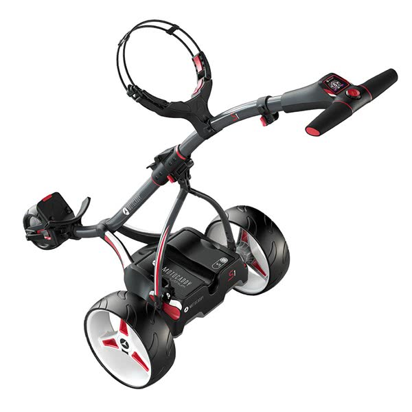 Motocaddy S1 Electric Trolley with Lithium Battery 2019