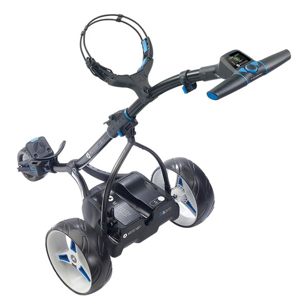 Motocaddy S3 Pro Electric Trolley with Lithium Battery 2018