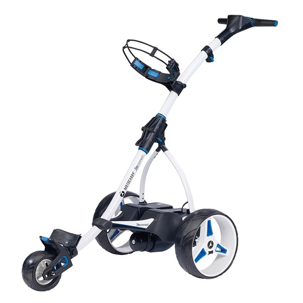 Motocaddy S5 Connect Electric Trolley with Lithium Battery 2018