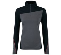 Ping Collection Ladies Shannon Half Zip Top (Ash)