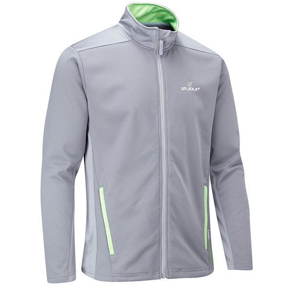 Stuburt Mens Endurance Sport Full Zip Fleece Jacket