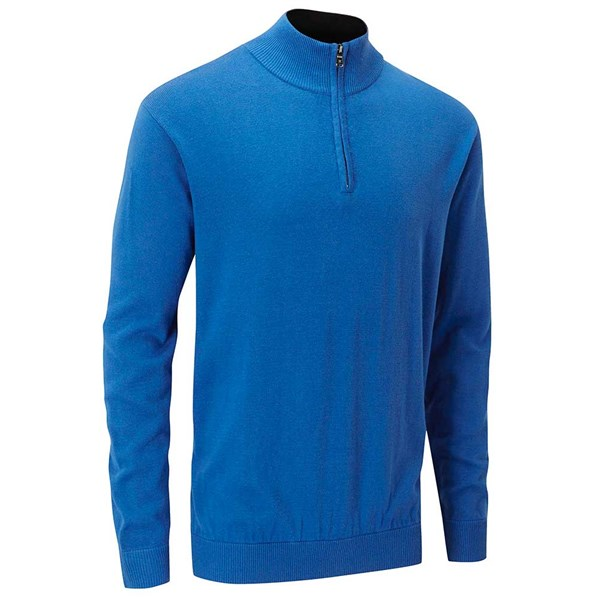 Stuburt Mens Urban Half Zip Sweater