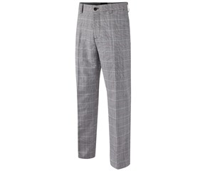 Stuburt Mens Urban Essential Stretch Check Trouser
