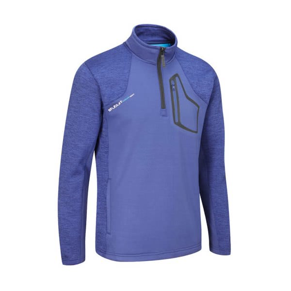 Stuburt Mens Evolve Sport Half Zip Fleece