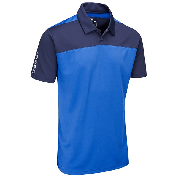 Stuburt Mens Sport Tech Leyburn Polo Shirt