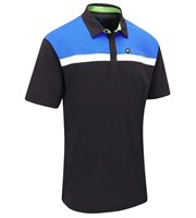 Stuburt Mens Urban Casual Panel Polo Shirt