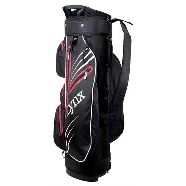 Lynx Golf Scort 2 in 1 Bag (Stand/Cart/Outer Replacement Technology)